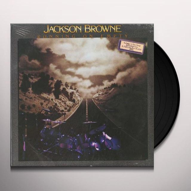Jackson Browne RUNNING ON EMPTY Vinyl Record
