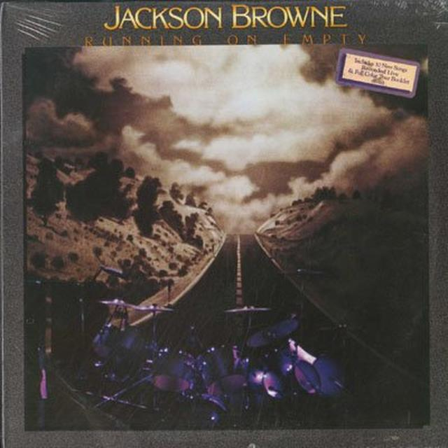 Jackson Browne RUNNING ON EMPTY Vinyl Record - 180 Gram Pressing