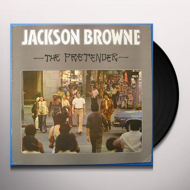 Jackson Browne PRETENDER Vinyl Record