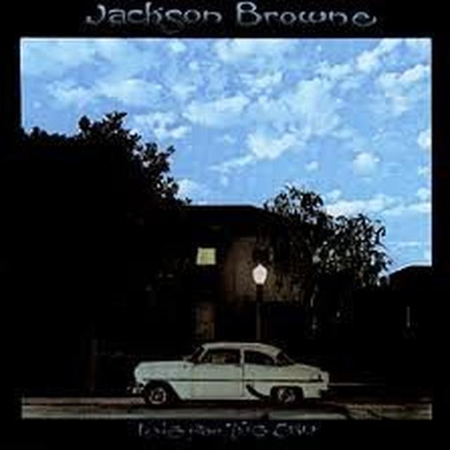 Jackson Browne LATE FOR THE SKY Vinyl Record - 180 Gram Pressing