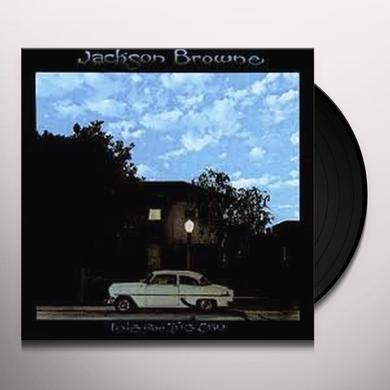 Jackson Browne LATE FOR THE SKY Vinyl Record - 180 Gram Pressing