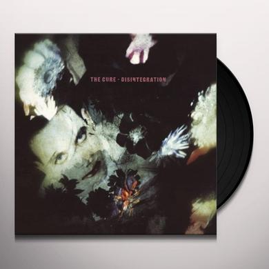 The Cure DISINTEGRATION Vinyl Record