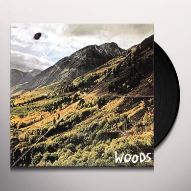Woods SONGS OF SHAME Vinyl Record