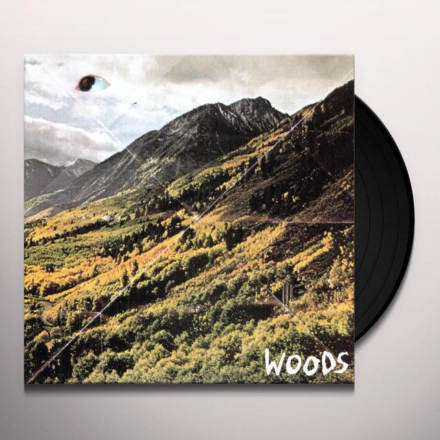 Woods SONGS OF SHAME Vinyl Record