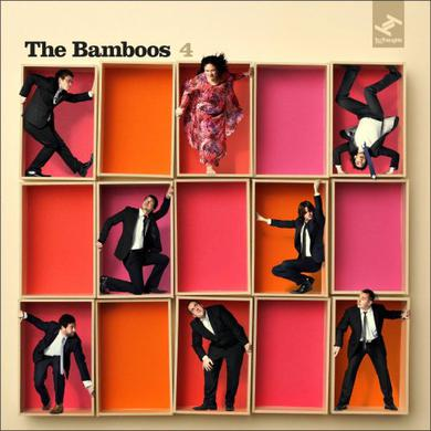 Bamboos 4 Vinyl Record