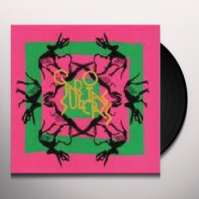 Garotas Suecas CODINOME DINAMITE Vinyl Record