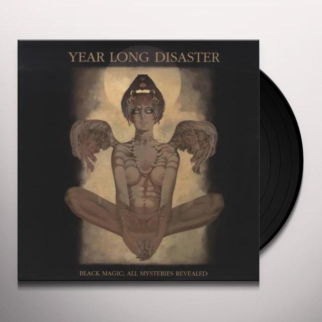 Year Long Disaster BLACK MAGIC: ALL MYSTERIES REVEALED Vinyl Record
