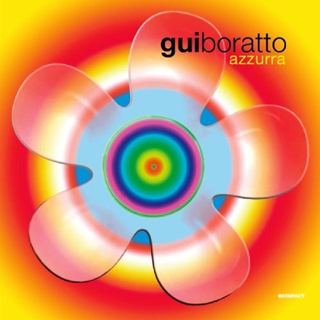 Gui Boratto AZZURRA Vinyl Record