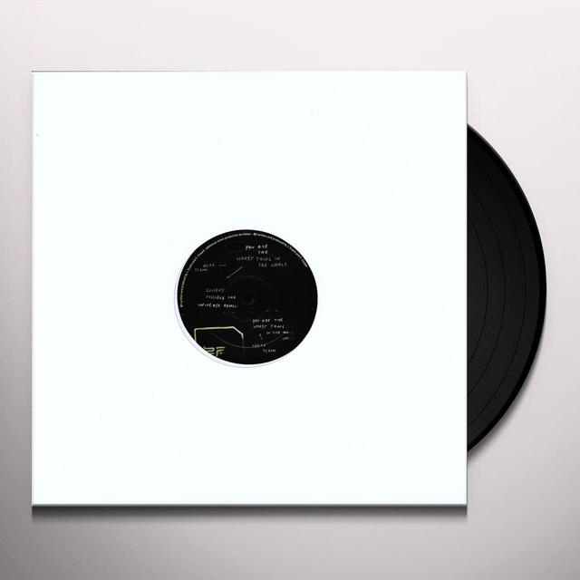 Telefon Tel Aviv YOU ARE THE WORST THING IN THE WORLD (EP) Vinyl Record