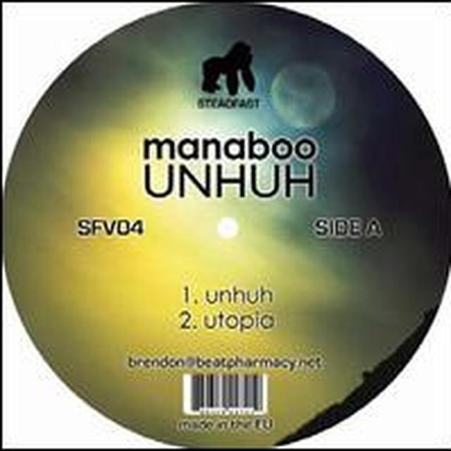 Manaboo UNHUH (EP) Vinyl Record