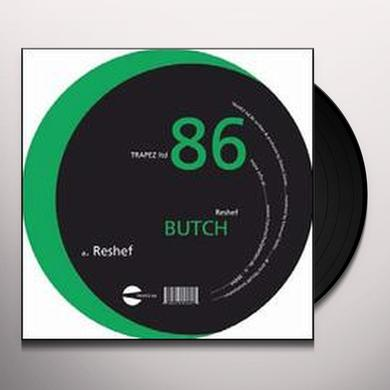 Butch RESHEF (EP) Vinyl Record - Limited Edition