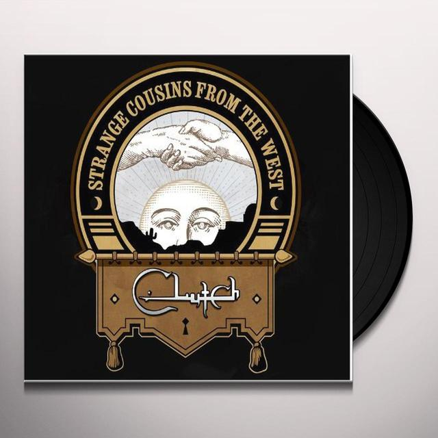 Clutch STRANGER COUSINS FROM THE WEST Vinyl Record - Limited Edition