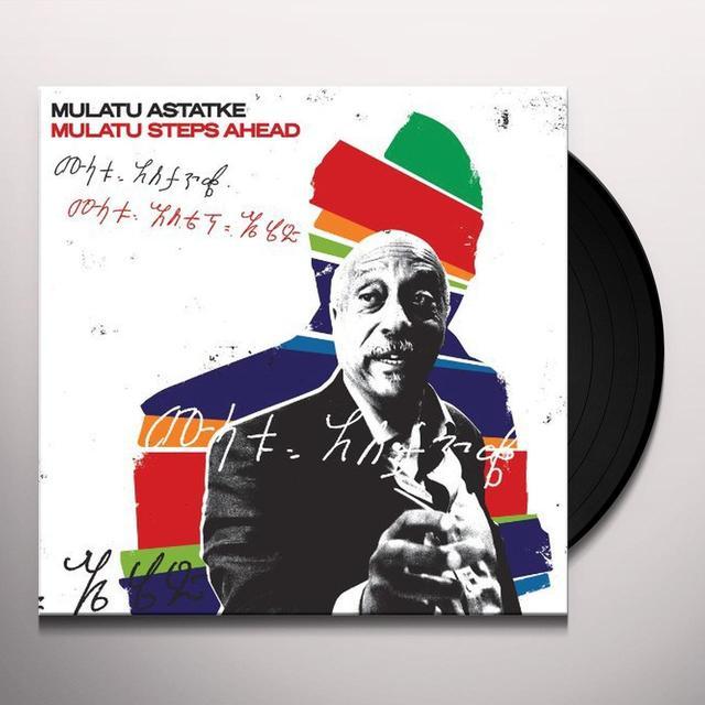 MULATU STEPS AHEAD Vinyl Record