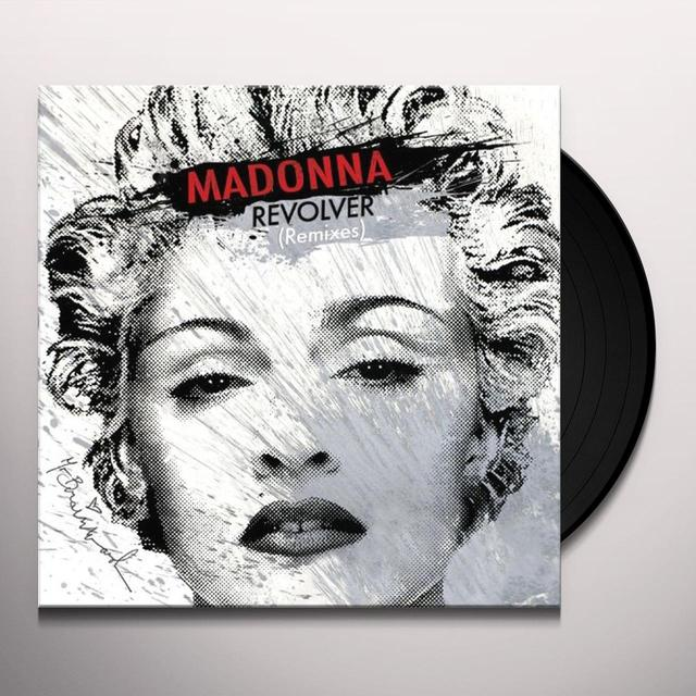 Madonna REVOLVER Vinyl Record