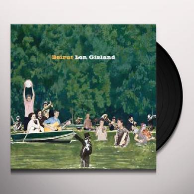 Beirut LON GISLAND Vinyl Record