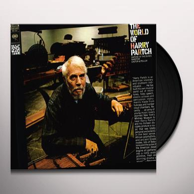 WORLD OF HARRY PARTCH Vinyl Record - 180 Gram Pressing