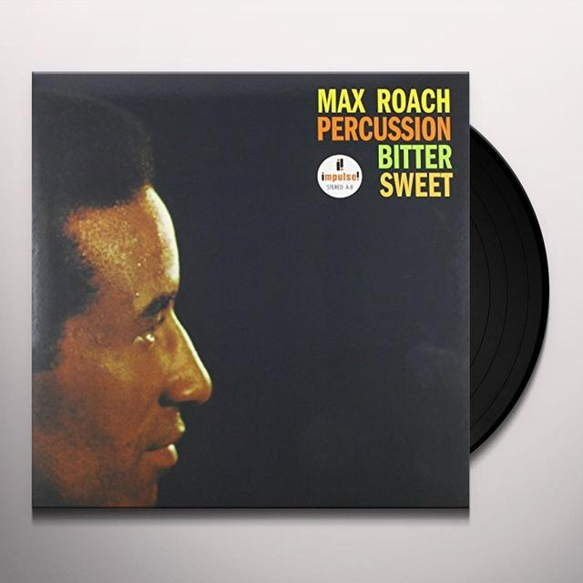 Max Roach PERCUSSION BITTER SWEET Vinyl Record - 180 Gram Pressing