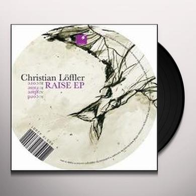 Christian Loffler RAISE (EP) Vinyl Record