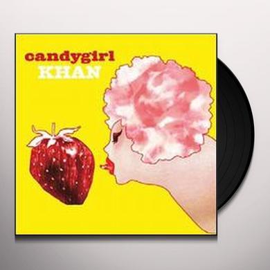 Khan CANDYGIRL (EP) Vinyl Record