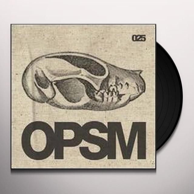 GET OPSMIZED / VARIOUS (EP) Vinyl Record