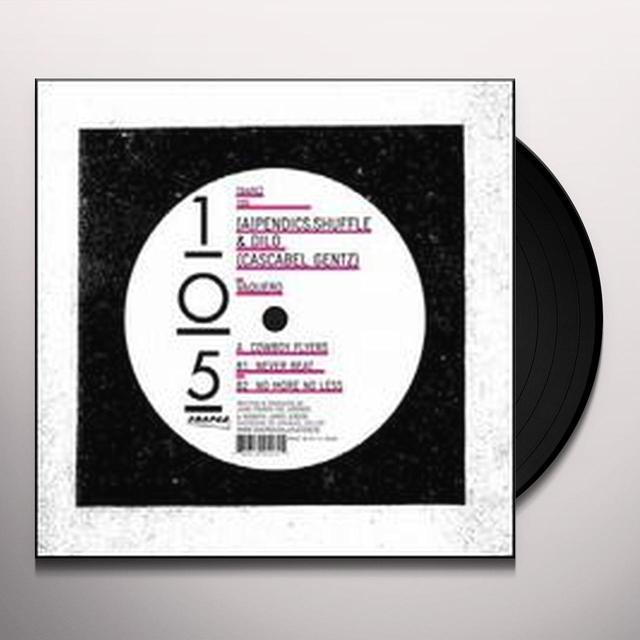 [A]Pendics.Shuffle / Dilo (Cascabel Gentz) VAQUERO (EP) Vinyl Record