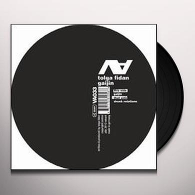Tolga Fidan GAIJIN (EP) Vinyl Record