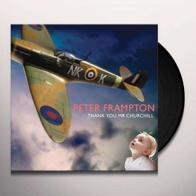 Peter Frampton THANK YOU MR CHURHILL Vinyl Record