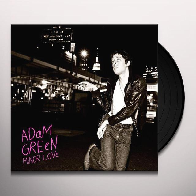 Adam Green MINOR LOVE Vinyl Record