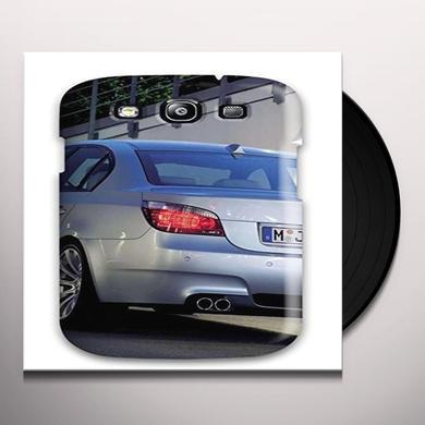 Back When / Setup SPLIT Vinyl Record