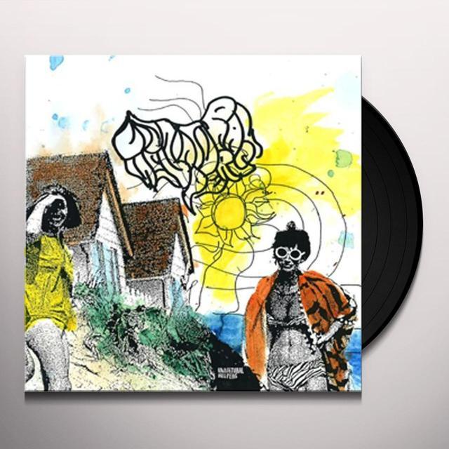 Unnatural Helpers SUNSHINE Vinyl Record