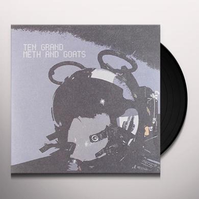 Ten Grand / Meth & Goats SPLIT Vinyl Record
