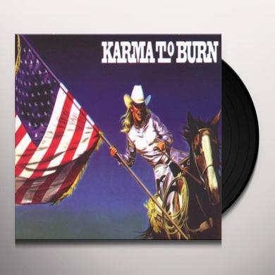 Karma To Burn WILD WONDERFUL PURGATORY Vinyl Record - Bonus Vinyl