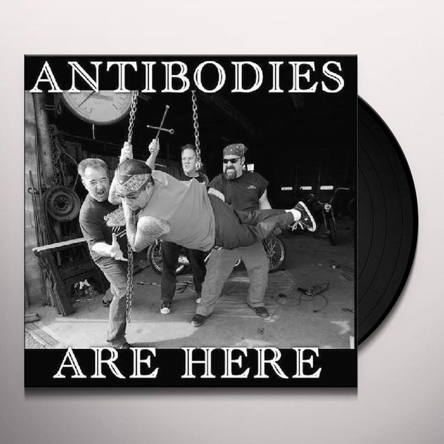 Antibodies ARE HERE Vinyl Record