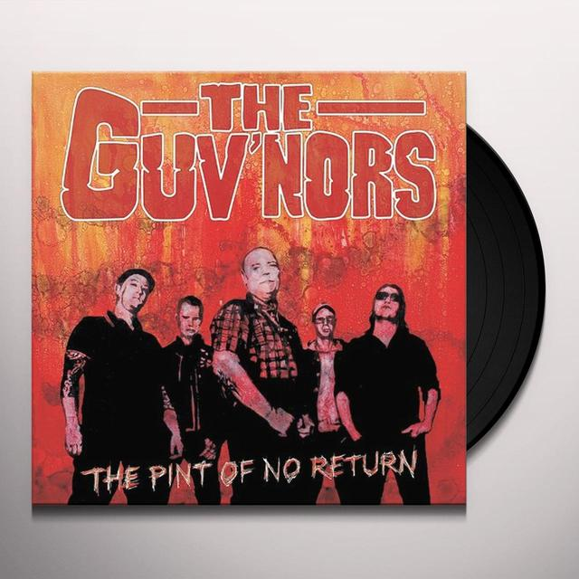 Guv'Nors PINT OF NO RETURN Vinyl Record