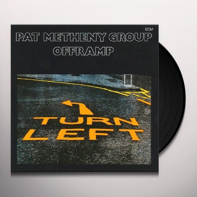 Pat Metheny OFFRAMP Vinyl Record - 180 Gram Pressing
