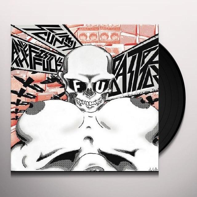 Slimy Cunt / Fistfucks BASTARDS Vinyl Record
