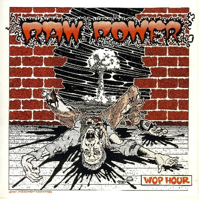 Raw Power WOP HOUR (EP) Vinyl Record