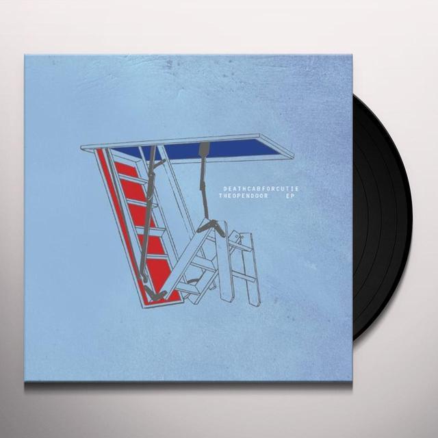 Death Cab For Cutie OPEN DOOR (EP) Vinyl Record - 180 Gram Pressing
