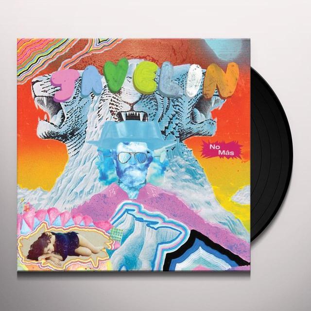 Javelin NO MAS Vinyl Record