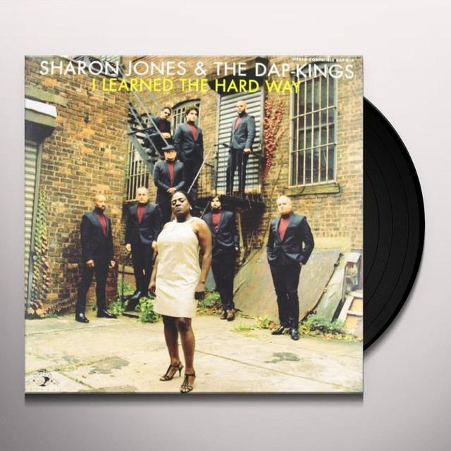 Sharon Jones & The Dap-Kings I LEARNED THE HARD WAY Vinyl Record