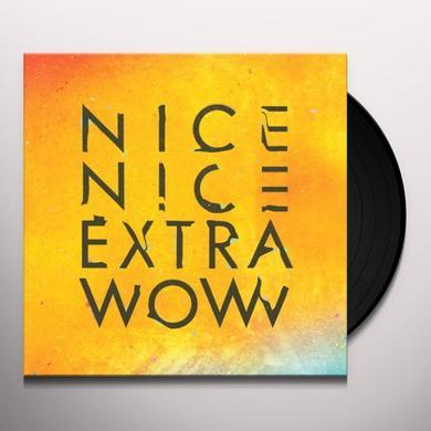Nice Nice EXTRA WOW Vinyl Record