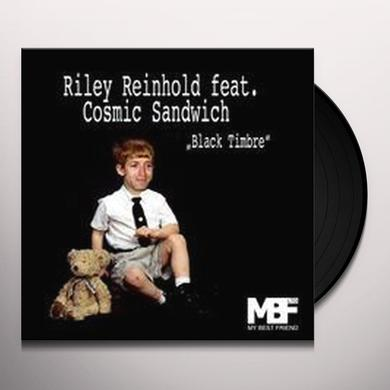 Riley Reinhold BLACK TIMBRE Vinyl Record
