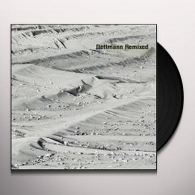 Marcel Dettmann DETTMANN REMIXED (EP) Vinyl Record - Remix