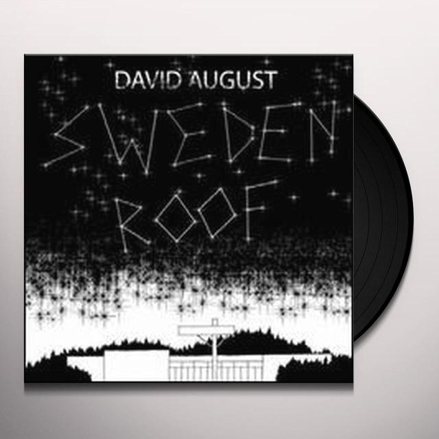 David August SWEDEN ROOF (EP) Vinyl Record