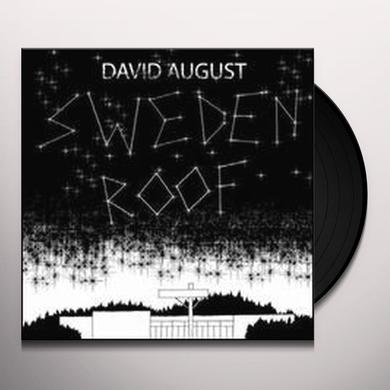 David August SWEDEN ROOF (EP) Vinyl Record