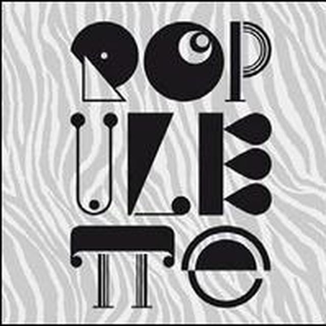 Populette MOMMY & DADDY (EP) Vinyl Record