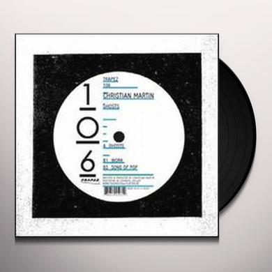 Christian Martin GHOSTS Vinyl Record
