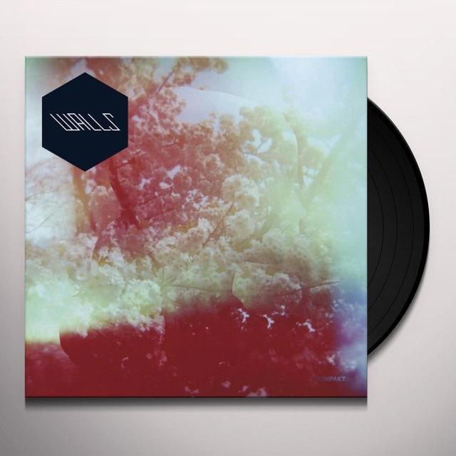 WALLS Vinyl Record - w/CD