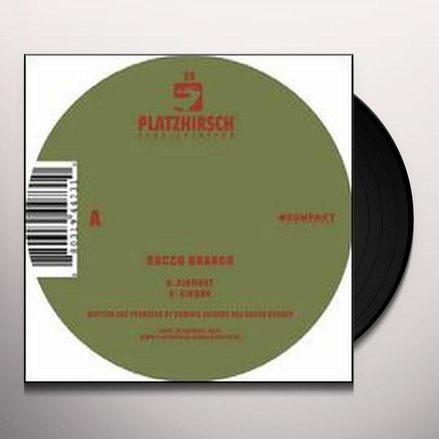 Rocco Branco DIAMANT & GIBBON (EP) Vinyl Record