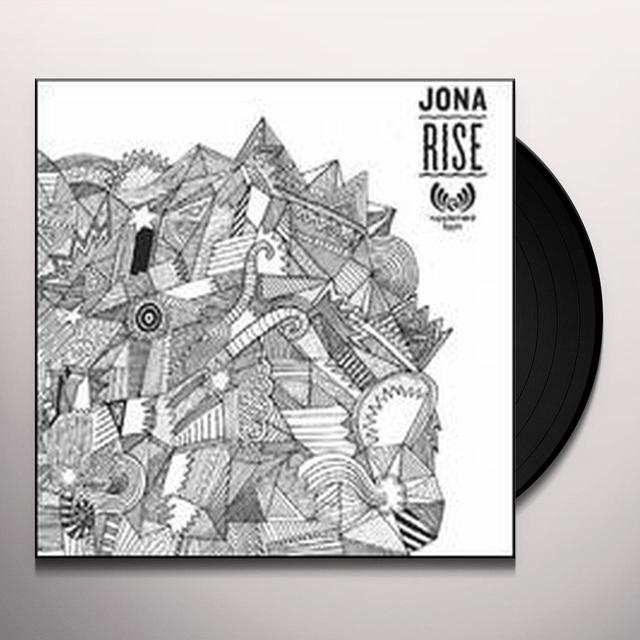 Jona RISE Vinyl Record